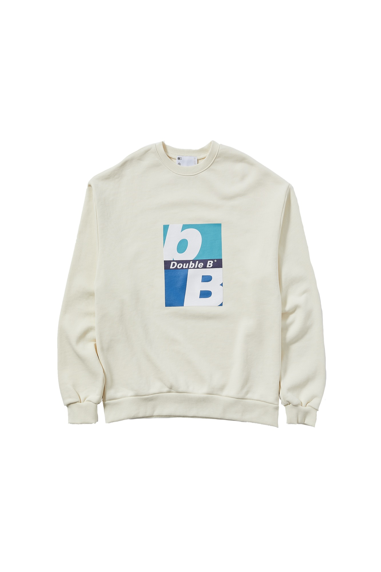 DOUBLE B SWEATSHIRT IVORY