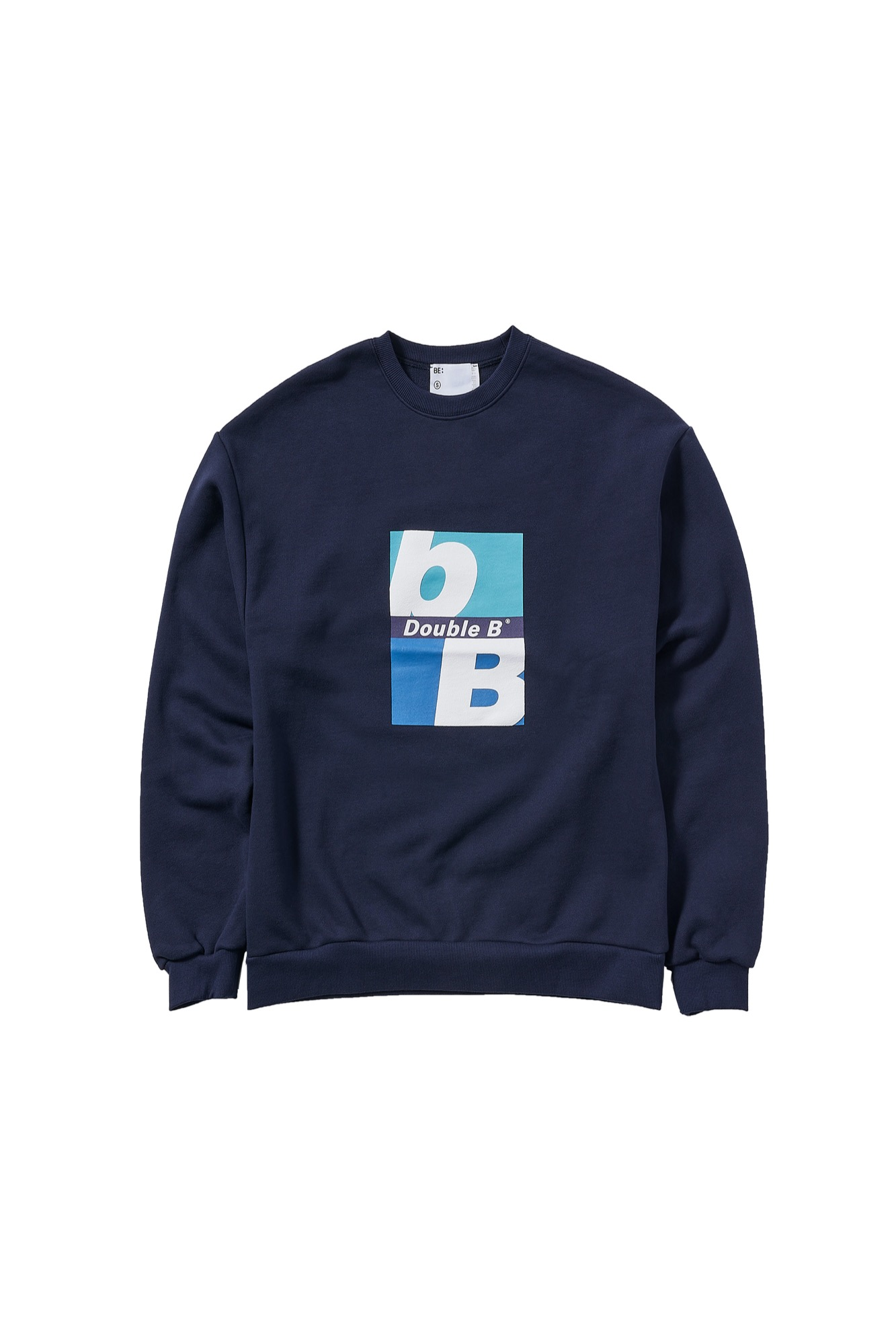 DOUBLE B SWEATSHIRT NAVY